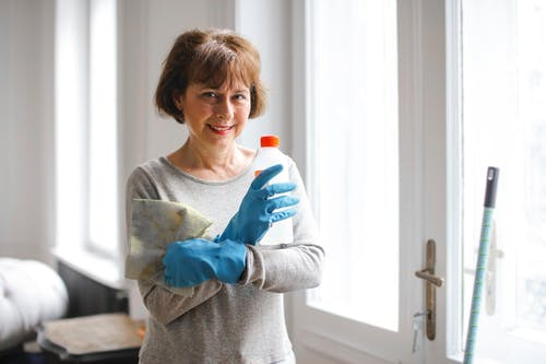 How to clean UPVC frames like a professional