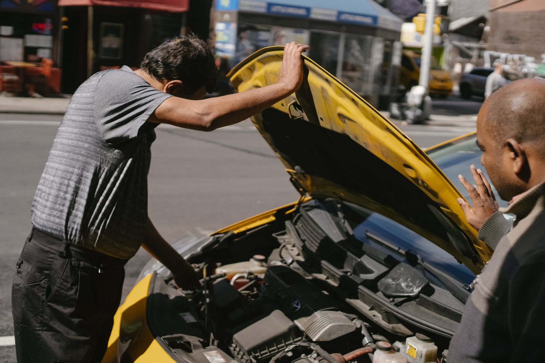 All You Need To Know About Synthetic Motor Oil