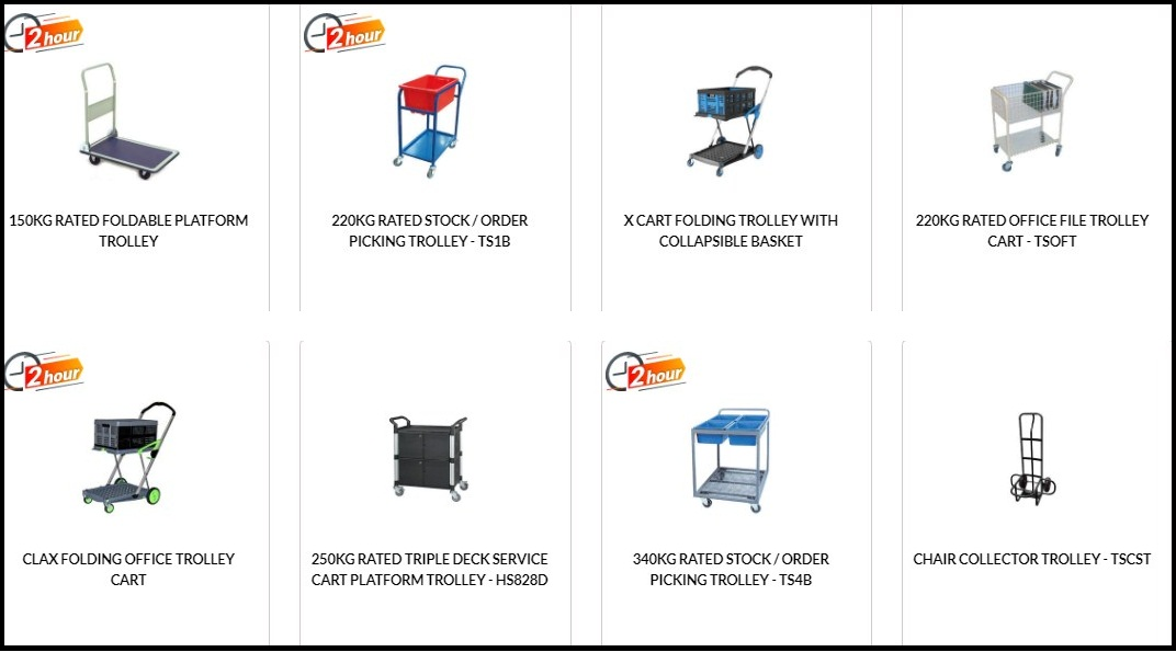 Organize office stuff in a very effective way with office trolleys