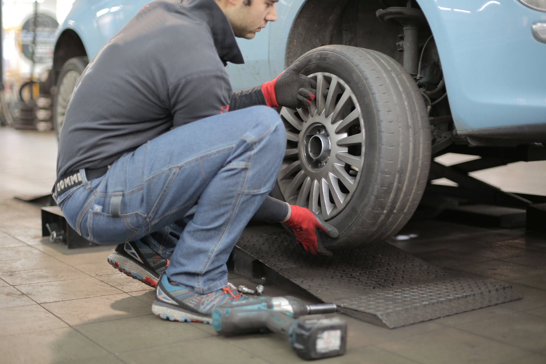 The 5 best found tips for tyre care and maintenance